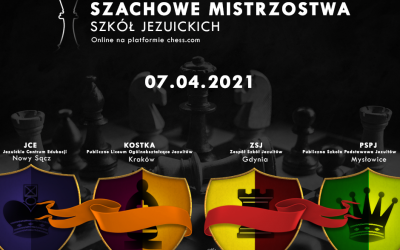 I Ogólnopolskie Szachowe Mistrzostwa Szkół Jezuickich online